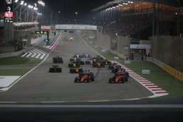 F1 Start Bahrain Grand Prix 2019