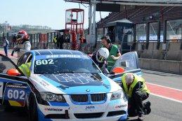 Pitstop BMW Team Van Horst