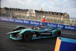Mitch Evans - Jaguar Panasonic Racing