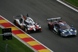 Toyota Gazoo Racing & Ford Chip Ganassi Team UK - Toyota TS050 Hybrid & Ford GT