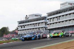 Start Brands Hatch Race 1