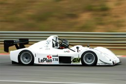 GH Motorsport - Radical SR3