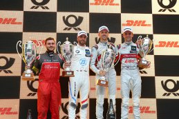 Podium 2019 DTM Zolder Race 2