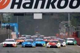 Zolder: De DTM-race op zondag in beeld gebracht