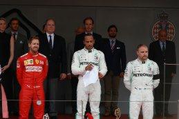 Lewis Hamilton - Monaco Grand Prix