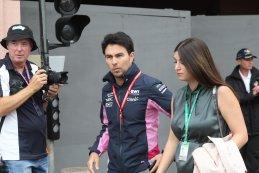 Sergio Perez Racing Point