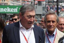 Jacky Ickx - Eddy Merckx