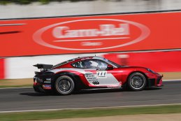 PG Motorsport - Porsche Cayman ClubSport