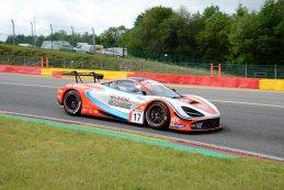 Teo Martín Motorsport - McLaren 720S GT3