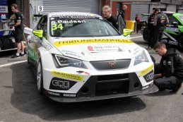 Stian Paulsen - Cupra TCR