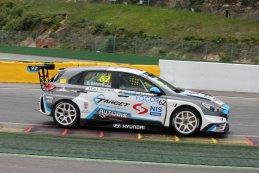 Dusan Borkovic - Hyundai i30 TCR