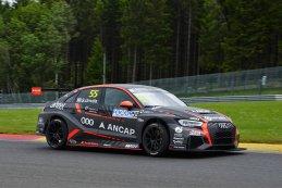Santiago Urrutia - Audi RS3 LMS