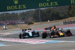 Red Bull vs. Williams