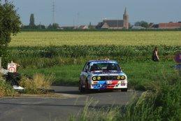 Ypres Rally: Beelden van de shakedown Boezinge