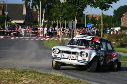 Gino Bux - Ford Escort RS 1600 MKII
