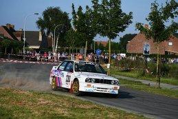 Christophe Merlevede - BMW M3 E30
