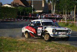 Gino Bux - Ford Escort RS 1600 MIKII