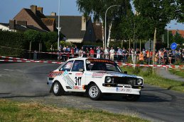 Rudi Dekimpe - Ford Escort RS 2000 MKII