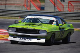 Karlo Van Dosselaer - Dodge Challenger