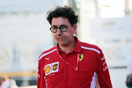 Mattia Binotto - Ferrari
