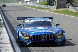 Mercedes-AMG Team BLACK FALCON - Mercedes-AMG GT3