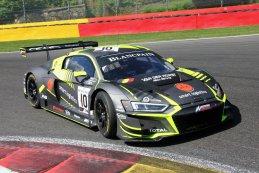 Belgian Audi Club Team WRT - Audi R8 LMS Evo