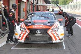 Tech 1 Racing - Lexus RC F GT3