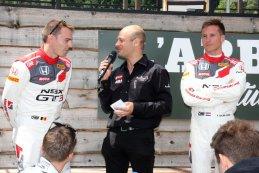 Bertrand Baguette en Renger Van der Zande