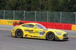 Mercedes-AMG Team GruppeM Racing - Mercedes-AMG GT3