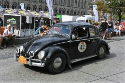 John Beresford - Volkswagen 1200
