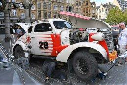 Daniel Sauter - Chevrolet Fangio Coupe