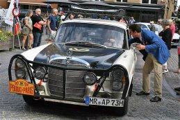 Rainer Wolf - Mercedes-Benz 220 SEC b