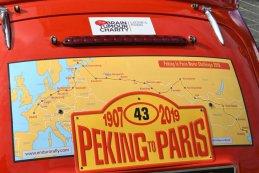 Raid Peking to Paris in beeld gebracht