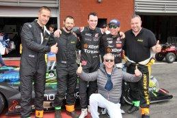 Krafft Racing - winnaar 2019 Belcar 25H VW Fun Cup