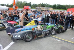 Parc Fermé Top 3 2019 Belcar 24 Hours of Zolder