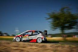 Ott Tänak - Toyota Yaris WRC