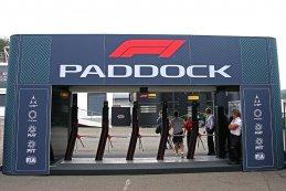 Ingang Paddock 2019 F1 GP van België