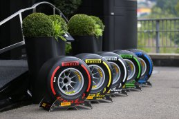 Pirelli-banden F1