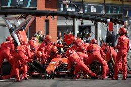 Pitstop Ferrari - Charles Leclerc