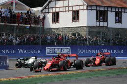 Charles Leclerc - Sebastian Vettel -  Ferrari