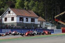 Start Belgian GP 2019