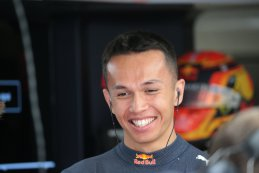 Alex Albon - Red Bull Racing 2019
