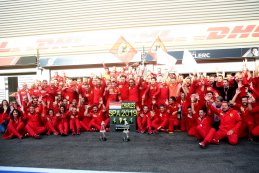 Charles Leclerc - Ferrari - Winning Belgian GP -2019