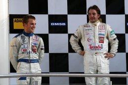 Laurens Vanthoor en Frédéric Vervisch streden in 2008 nog beiden in de Duitse Formule 3