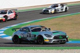 Gilles Magnus - Selleslagh Racing Team Mercedes AMG GT4