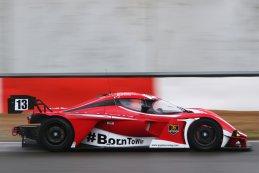 Grypon Racing - Praga R1