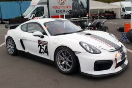 QSR Racing School - Porsche Cayman GT4