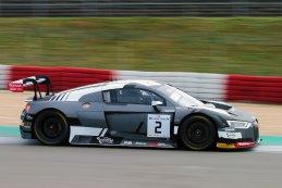 #2 WRT Audi - Dries Vanthoor/Will Stevens