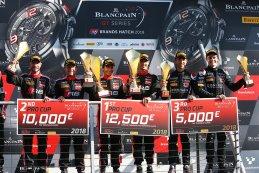Podium Race 2 Brands Hatch