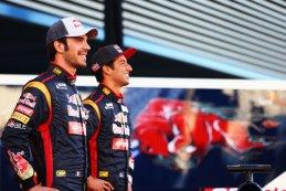 Jean-Eric Vergne - Daniel Ricciardo